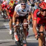 Постер, плакат: AG2R La Mondiale Irish cyclist Nicolas Roche