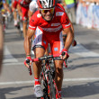 Katusha Team cyclist spanish Joaquim Purito Rodriguez — Stock Photo