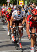 AG2R La Mondiale Irish cyclist Nicolas Roche — Stock Photo