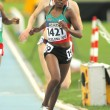 Mercy Chebwogen of Kenya during 3000m event — Stock Photo