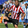 Aritz Aduriz of Athletic Bilbao - Stock Photo