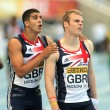 Adam Gemili &  Thomas Holligan of Great Britain — Foto de Stock