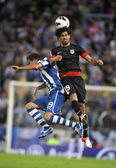 Diego Costa of Atletico Madrid — Stock Photo