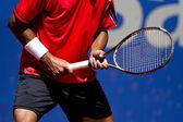Tennis-erholung — Stockfoto