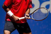 Tennis rebound — Stockfoto