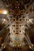 Sagrada teto de familia — Fotografia Stock