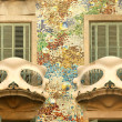 Stock Photo: Balcony of Casa Batllo in Barcelona