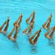 Постер, плакат: Synchronized Swimmers