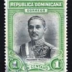 Постер, плакат: Stamp of Leonidas Trujillo