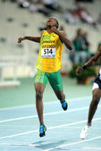 Julian Forte of Jamaica — Stock Photo