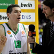 Dimitris Diamantidis of Panathinaikos — Stock fotografie #23962961