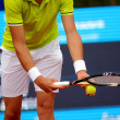Serve tennis — Foto de Stock