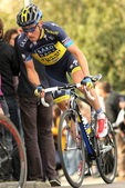 Nicki sorensen van saxo bank tinkoff team — Stockfoto