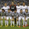 Постер, плакат: Real Madrid team posing