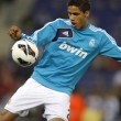 Постер, плакат: Raphael Varane of Real Madrid