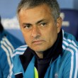 Постер, плакат: Jose Mourinho of Real Madrid