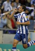 Christian Stuani of RCD Espanyol — Stock Photo