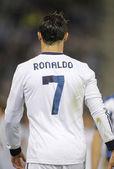Cristiano ronaldo real madryt — Zdjęcie stockowe