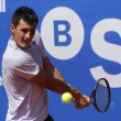 Stock Photo: Australitennis player Bernard Tomic