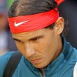 Stock Photo: Spanish tennis player RafNadal