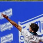 Постер, плакат: Bulgarian tennis player Grigor Dimitrov
