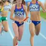 ������, ������: Bianca Razor and Roxana Ene of Romania