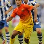 ������, ������: Thiago Alcantara of FC Barcelona