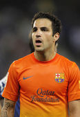 Cesc Fabregas of FC Barcelona — Stock Photo