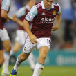 Mark Noble of West Ham United — Stock Photo