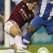 James Tomkins of West Ham United — Stock Photo