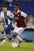 Modibo Maiga of West Ham United — Stock Photo