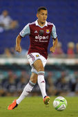 Ravel Morrison of West Ham United — 图库照片
