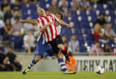 Iker Muniain of Athletic Bilbao — Stock Photo