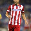 David Villa of Atletico de Madrid — Stock fotografie