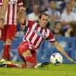 Stock Photo: Diego Godin of Atletico de Madrid