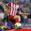 Diego Godin of Atletico de Madrid — Stock Photo