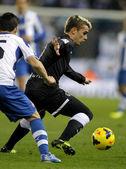 Antoine Griezmann of Real Sociedad — Stock Photo