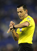 Referee Teixeira Vitienes — Stock Photo