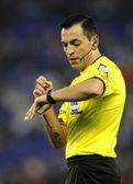 Referee Teixeira Vitienes — Stock Photo