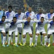 Cape Verdean National Team — Stock Photo