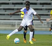 Cape Verdean player Jorge Djaniny — Stockfoto