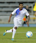 Cape Verdean player Luís Carlos Soares — Stock Photo