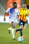 Cape Verdean player Garry Mendes — Stock Photo