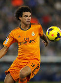 Pepe Lima of Real Madrid — Stock Photo