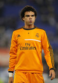 Pepe Lima of Real Madrid — Stock Photo