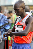 Kenyan Wilson Kipsang — Stock Photo