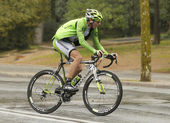 Michel Koch of Cannondale Team — Stock Photo