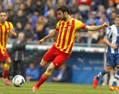 Cesc Fabregas of FC Barcelona — Stock Photo