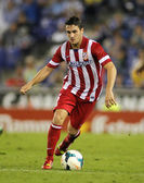 Koke Resurreccion of Atletico de Madrid — Stock Photo