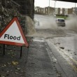 Seaton Flood - Stock Photo